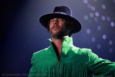 Jamiroquai Konzert in Paris