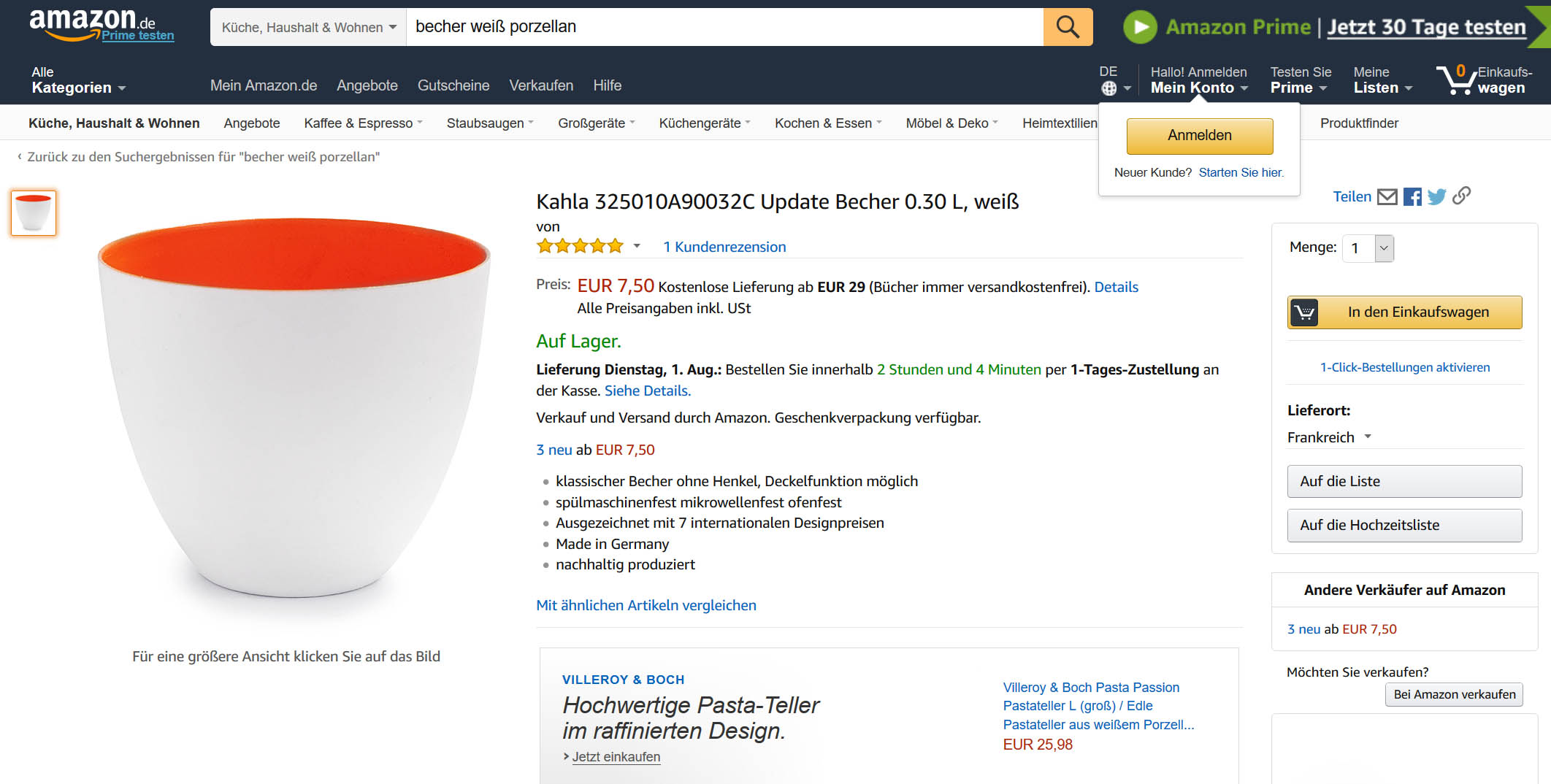 amazon produkte bilder freistellen