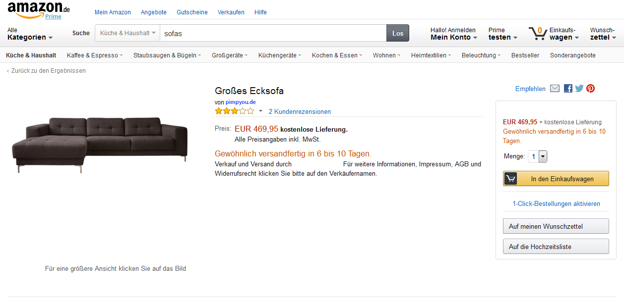 bilder freistellen fuer amazon